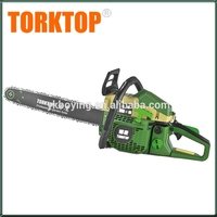 gardener tool 5800 58cc gasoline chinese chain saws for sale with CE certificate