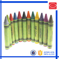Promotional Multiple color crayons for kids