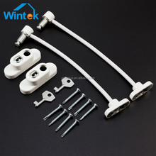 Cable lock catch wire child baby safety window lock