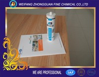 Good water resistance, anti-corrosion, weatherability,Neutral cure silicone sealant