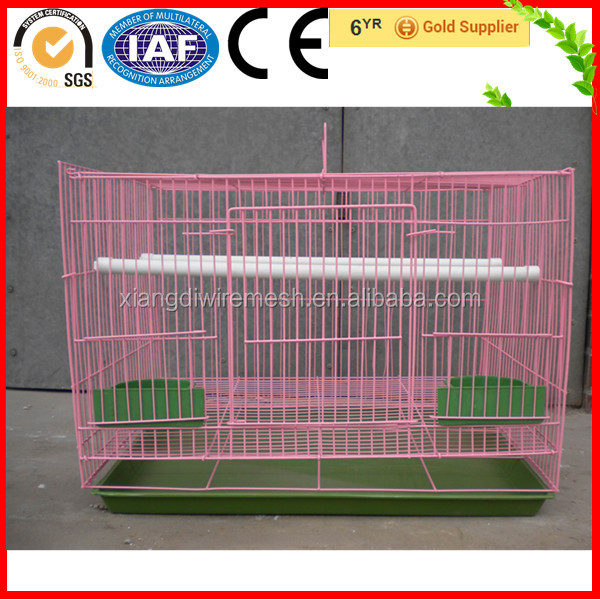 Welded Manufacturing Mini Bird Cage