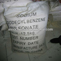 Best Quality Sodium Linear Alkyl Benzene Sulfonate for Sale
