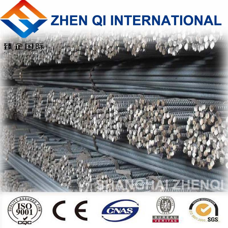 Shanghai Supplier Steel Rebar, Deformed Steel Bar, Deformed Steel Rebar For Concrete