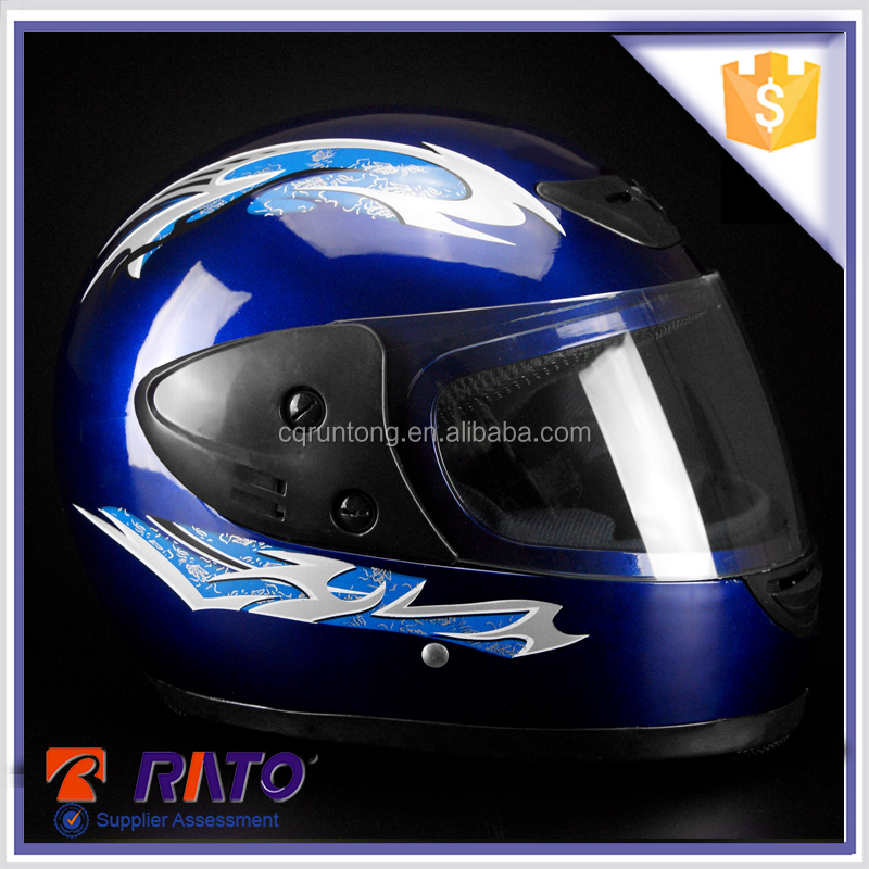 China motorcycle decorative driving helmet