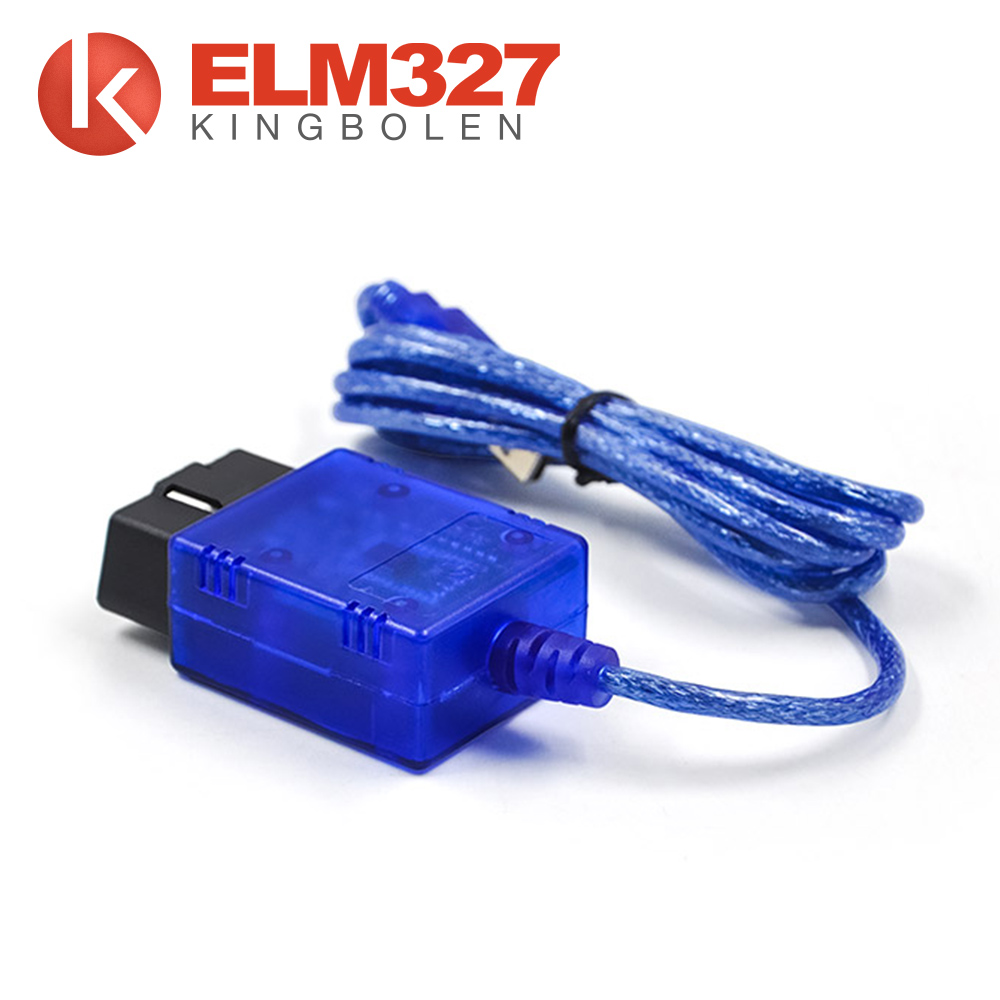 Clear trouble codes and turn off the MIL (Check Engine light) ELM327 USB V1.5 obd1 to obd2 adapter