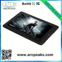 10.1inch 10 inch windows 7 tablet pc rj45