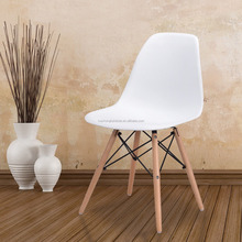 Indoor leisure plastic dining chairs, wholesale dining chairs, cheap popular dining chairs for dining room