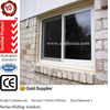 eba aluminium casement window with grill design and mosquito net aluminum window with double glazing AS2047 AS2208