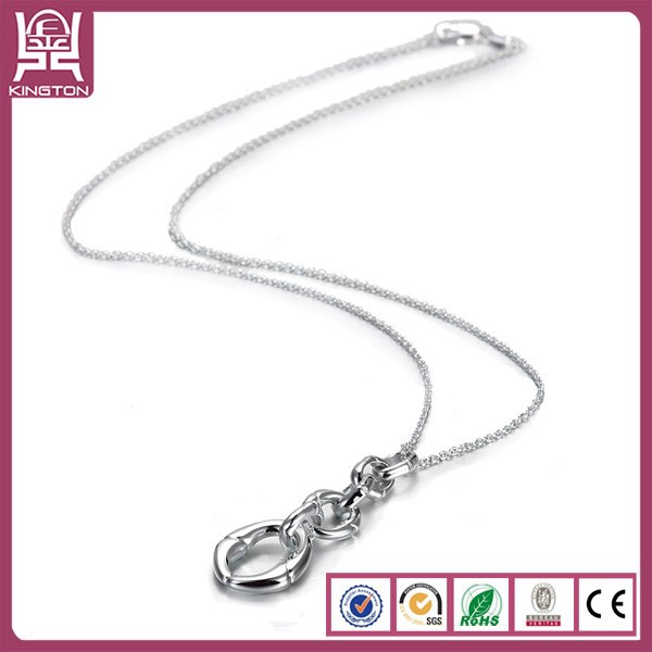 wholesale silver plated chain costume jewelry spain
