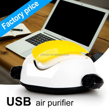 Auto Electronics car aroma diffuser wholesale portable ionized air purifier manufacturer