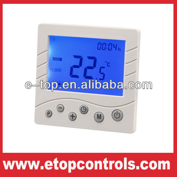 CE approved digital thermostat controller