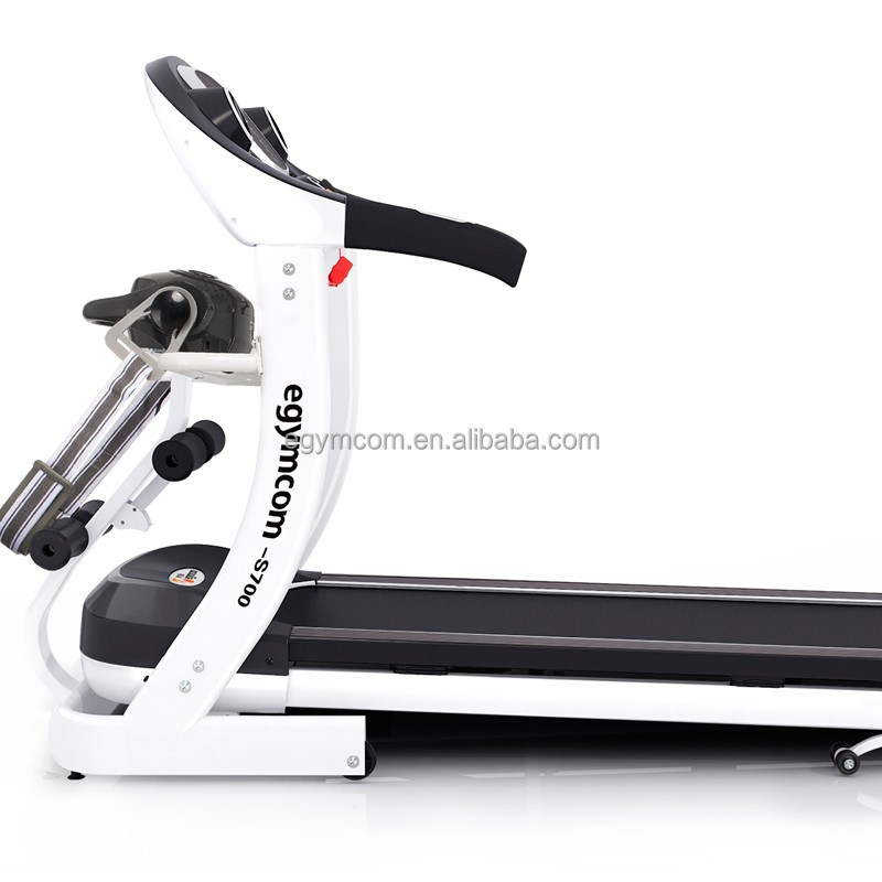 Folding Electric Treadmill Portable Motorized Running Machine Fitness Equipment Wholesale