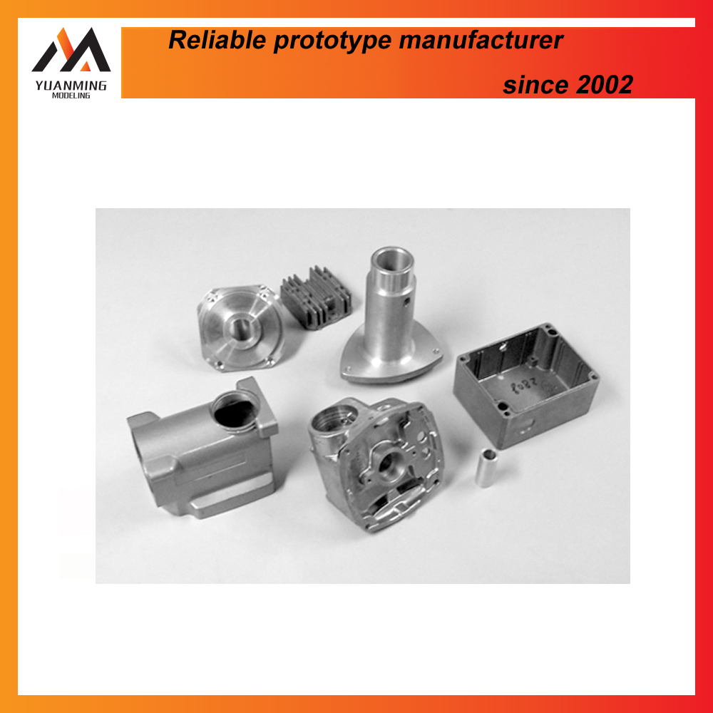 suzhou cnc machining aluminium alloy die casting service supplier