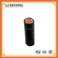 0.6 to 1KV low voltage multicore xlpe insulated yjv power cable of 4x50+1x25mm2 electric wire