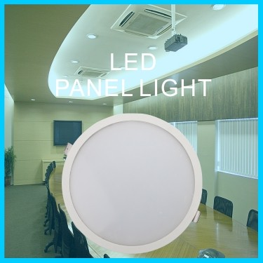 NEW CE RoHS LED Celing Panel Light Round Dimmable LED Ceiling Light Fixture with Remote Control