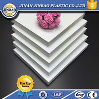 PVC 5mm thick perforated plastic sheet foam board