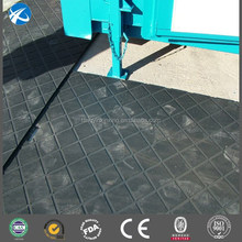 outdoor ground protection mat/pad outriggers/HDPE Temporary Roadways