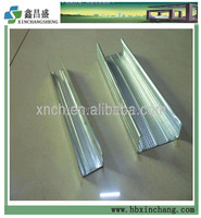 Galvanized steel channel/ceiling sysetm component