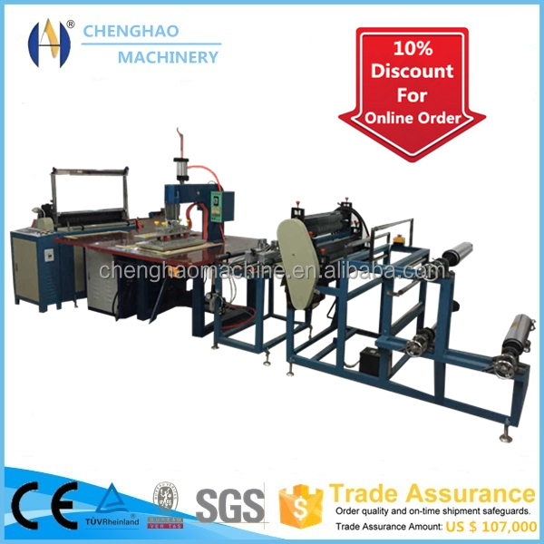 CHENGHAO Brand medical blood bag making machinery