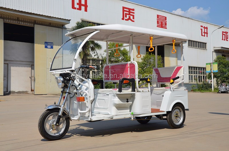 Electric Rickshaw/Tuk Tuk/Moto Taxi for Passenger