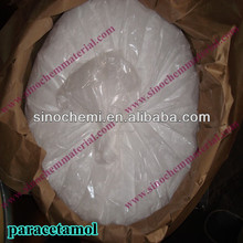 Widely use Active ingredient powder/ tablet paracetamol api