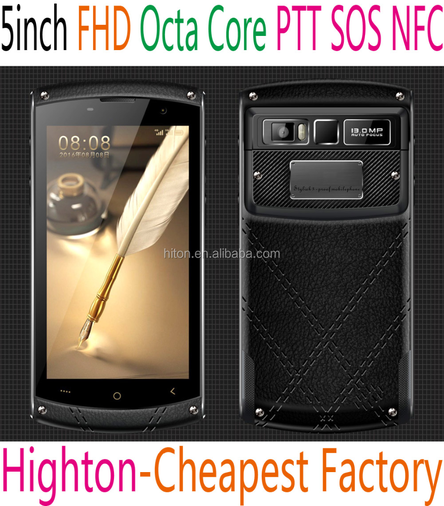 HIDON FACTORY 4G LTE Mobile <strong>Phone</strong> <strong>Android</strong> 6.0 Rugged Waterproof <strong>Phone</strong> Smartphone 5Inch Waterproof Mobile <strong>Phone</strong> Shockproof
