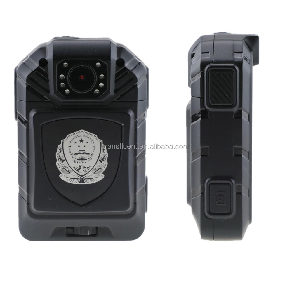 2018 new 3G, 4G 1080P full HD video recording 4G police body worn camera 16G, 32G, 64G optional, wifi, GPS