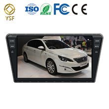 big screen CAR multimedia player for Peugeot 408 2010-2011 308 I (T7) 2008-2011 car audio stereo car cassette tape recorded GPS