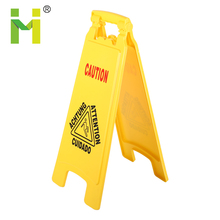 NOTICE SAFETY Plastic traffic road signs ,road sign boards outdoor open close warning sign yellow wet floor caution board