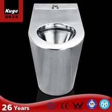 hot sales stainless steel hospital disable toilet