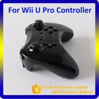 Brand New Controller For Wii U Black And White For Wii U Gamepad Wireless Bluetooth For Nintendo Wii U Pro