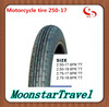 Motorcycle Tire 250-17 hot sale