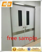 ZG0110 Manufacturer direct supply hermetic swing doors hospital door Classroom Door