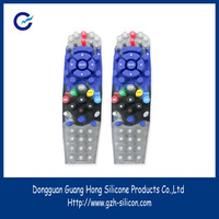 Selling remote button rubber key pad