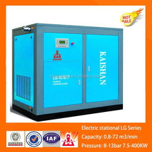 LG screw type electrical high efficient gas compressor