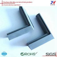 OEM ODM customized plastic/silicone shower door seal strip/sponge rubber door seal strip