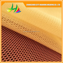 100 polyester mesh fabric evening dress fabric party dress fabric,The thickness of 2mm