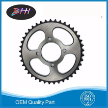 Wholesale motorcycle motorcycle sprocket, motorcycle spare parts china