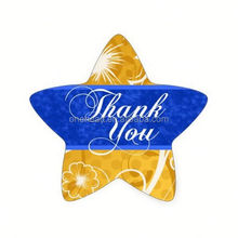 Hot sale Thank You Envelope Seals and Star Gift Stickers sticker book