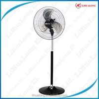 "Strong power 18"" industrial fan electric stand fan"