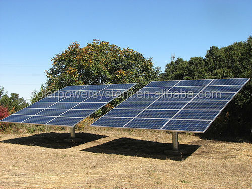 2KW 5KW 10KW Solar Home System/House Solar System Supply For Residence Electric Power/PV Solar Panel