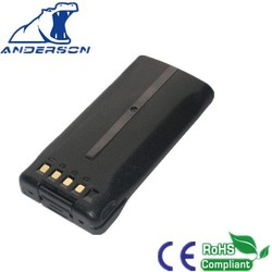 KNB33L rechargeable battery for kENWOOD TK2180 with Japanese cell 1880mAh 7.2v electronic battery