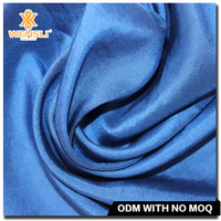 Woven Dyed Wholesale Good Quality Dupioni Silk Fabric