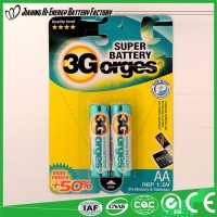 Energy Pro-Environment Low Price Dry Battery 1 5V Aa Battery