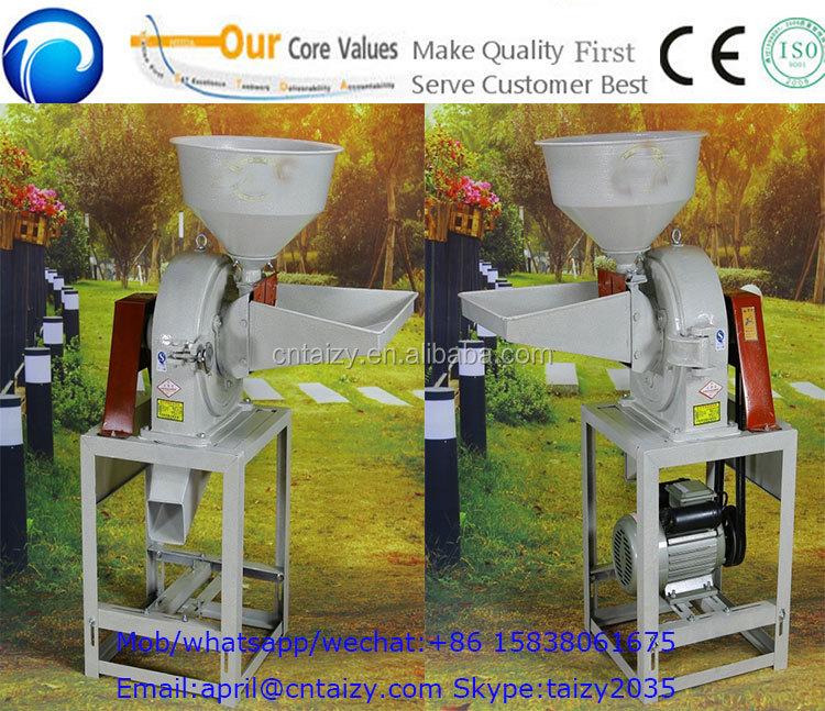 Grano/maíz/arroz máquina de pulir/Molino de harina de maíz-Molino ...