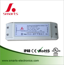 CUL/UL listed 500mA 6W Triac Dimmable 12V Constant Voltage Led Driver