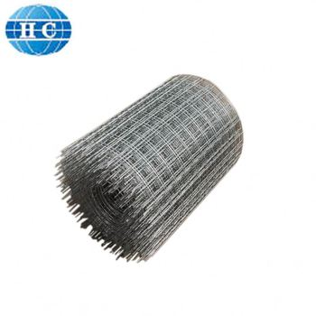 inch galvanized welded wire mesh factory sale