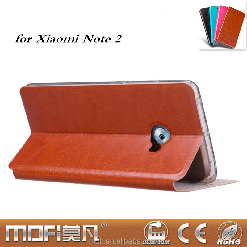 MOFi Original Flip Case Cover for Xiaomi Note2, Phone Housing case for Mi note <strong>2</strong> Conque for Xiaomi note <strong>2</strong>