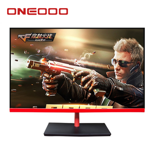 Guangzhou customized design LCD LED clear monitor 144hz