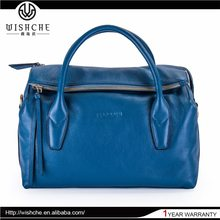 Wishche Excellent Quality Ladies Dong Dong Jewelry Bag In Pu Leather W019